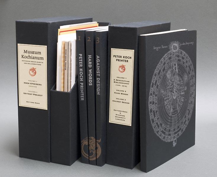 Peter Koch Catalogue | Printer